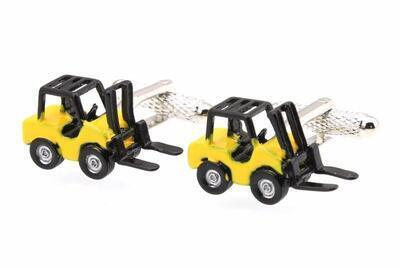 Manžetové knoflíčky vysokozdvižný vozík