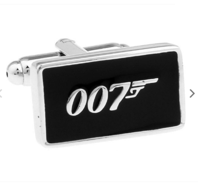 Manžetové knoflíčky 007 Bond James