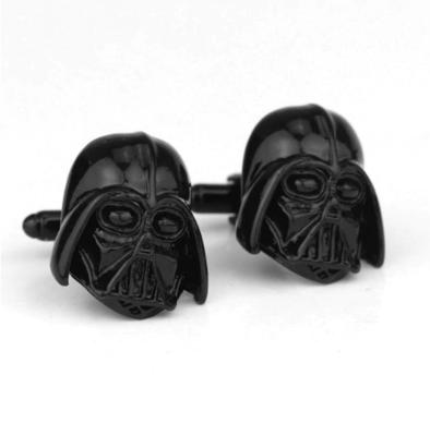 Manžetové knoflíčky Darth Vader Star Wars černá