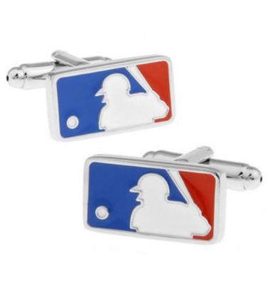 Manžetové knoflíčky Baseball