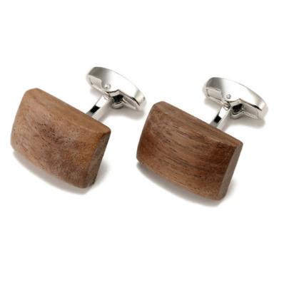 Manžetové knoflíčky dřevo