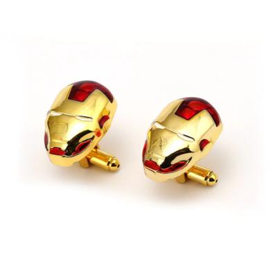 Manžetové knoflíčky Iron Man Marvel